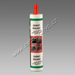 Tmel na motory Gasket sealant kartuše 310ml TECTANE-Pro pružné těsnění převodových skříní, olejových van, ohřívacích a průmyslových pecí, tepelných výměníků, parovodů, tmelení / těsnění kotlových přírub, dvířek, límců apod. Tmel odolává ropným produktům, mazivům, nemrznoucím směsím a teplotám v rozmezí -60°C až +260°C, krátkodobě až +315°C.