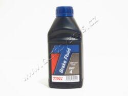 Brzdová kapalina DOT4 0,5L TRW