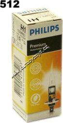 Žárovka 12V H1 55W +30% P14,5s Philips