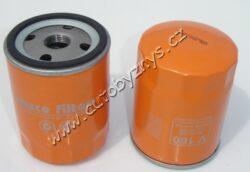 Filtr olejový Alfa Romeo,Fiat,Lancia DENCKERMANN-vnejsi prumer 1 [mm]: 76 Vnitřní průměr 1 [mm]: 71,5 Vnitřní průměr 2 [mm]: 62,5 velikost závitu: 3/4-16 UNF vyska ( v mm ): 102,5