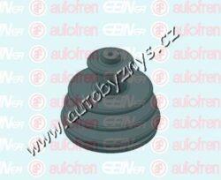 Manžeta poloosy vnější Citroen,Peugeot AUTOFREN-montovací strana: strana kola Vnitřní průměr 1 [mm]: 19 Vnitřní průměr 2 [mm]: 71 vyska ( v mm ): 80