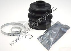 Manžeta poloosy vnější  Mazda,Suzuki  LÖBRO-Vnitřní průměr 1 [mm]: 20 Vnitřní průměr 2 [mm]: 71 vyska ( v mm ): 88 Materiál: guma
