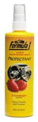 Ochrana a čistič interieru a cokpitu JAHODA 316ml Formula1