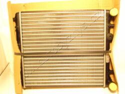 Chladič FABIA 1,0/1,4 bez klimatizace NRF 430x414mm ; 6Q0121253AG