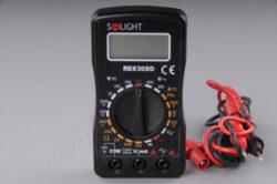 Multimetr digitální pro měření A,V,ohm akustická signalizace