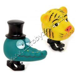 Klakson dětský krokodýl/tygr