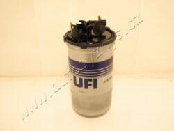 Filtr paliva Fabia 1.4D/1.9D UFI ; 6Q0127401B