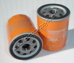 Filtr olejový Alfa Romeo,Fiat DENCKERMANN-vnejsi prumer 1 [mm]: 76 Vnitřní průměr 1 [mm]: 71,5 Vnitřní průměr 2 [mm]: 62,5 velikost závitu: 3/4-16 UNF vyska ( v mm ): 77,6