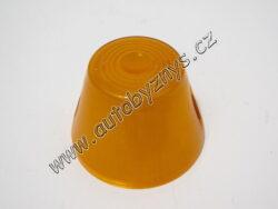 Kryt lampy WE-93 oranžový