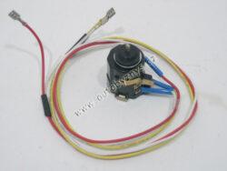 Přepínač topení Favorit M93-černý 115939116