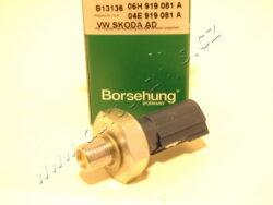 Spínač tlakový 06H919081A Boreshung
