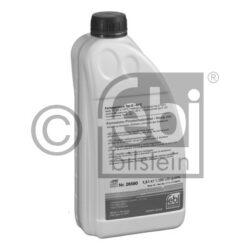 Antifreeze Renault D 1,5L FEBI-Barva: žlutá obsah [litr]: 1,5 specifikace: Renault Typ D specifikace: Ready Mix -30 C
