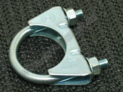 Spona výfuku M8 40mm