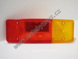 Kryt lampy WE-551P