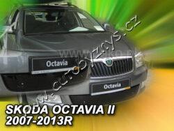Clona zimní Octavia II 2009- dolní HEKO-Zimní clony slouží k ochraně chladiče před studeným vzduchem při nízkých teplotách. Zimní clona výrazně snižuje dobu nutnou pro zahřátí motoru. Díky tomu začne topení automobilu fungovat rychleji. Zároveň se zkracuje doba nutná pro zapnutí sytiče a tím dochází k nižší spotřebě paliva.