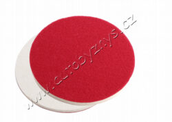 Leštící filc suchý zip 115mm