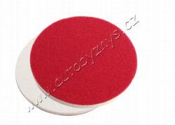Leštící filc suchý zip 125mm