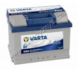 Autobaterie 12V/60Ah 540A VARTA Blue dynamic-TYP BATERIE: Bezúdržbová baterie   TECHNICÉ SPECIFIKACE  VARTA 5604090543132 napeti [V]: 12 kapacita baterie v Ah: 60 startovací proud, test za studena dle EN (v A): 540 razeni polu: 0 druh zásuvky: 1 způsob upevnění, spodní provedení: B13 délka (v mm): 242 Sirka v mm: 175 vyska ( v mm ): 175