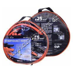 Kabely startovací  25mm2 3,5m TÜV/GS DIN72553(01133)