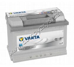 Autobaterie 12V/77Ah 780A VARTA Silver dynamic-TYP BATERIE: Bezúdržbová baterie   TECHNICÉ SPECIFIKACE  VARTA 5774000783162 napeti [V]: 12 kapacita baterie v Ah: 77 startovací proud, test za studena dle EN (v A): 780 razeni polu: 0, (+) pravá druh zásuvky: 1 způsob upevnění, spodní provedení: B13 délka (v mm): 278 Sirka v mm: 175 vyska ( v mm ): 190