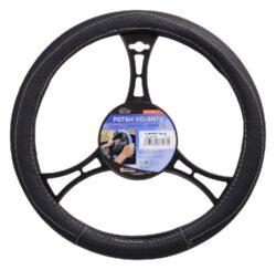 Potah volantu CLASSIC černý(31431)