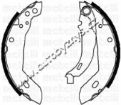 Brzdová čelist Peugeot/Renault RENOVACE sada-omezení výrobce: TRW průměr v mm: 180 Sirka v mm: 42