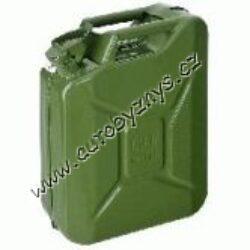 Kanystr kovový 10L-Kanystr kovový 10L