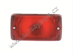 Mlhovka červená zadní  DOBMAR-Mlhovka červená zadní  DOBMAR, rozměry 146x76mm