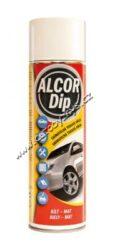 ALCOR DIP Bílý mat 500ml sprej-ALCOR DIP Bílý mat 500ml sprej. Plastická snímatelná nástřiková fólie PLASTI DIP vhodná pro ochranné a dekorativní nástřiky karosářských částí automobilů.