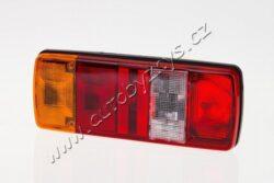 Lampa sdružená levá FT-014 FRISTOM-Lampa sdružená levá, svítilna na přívěsný vozík FT-014 FRISTOM, rozměry 345x130x79mm