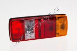 Lampa sdružená pravá FT-014 FRISTOM-Lampa sdružená pravá, svítilna na přívěsný vozík FT-014 FRISTOM, rozměry 345x130x79mm