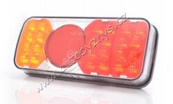 Lampa sdružená LED L+P  WAS 318KR-Lampa sdružená LED L+P  WAS 318KR, Lediodová sdružená svítilna levá+pravá