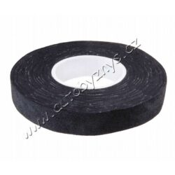 EMOS Izolační páska textilní 15mm / 15m černá