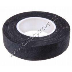 EMOS Izolační páska textilní 19mm / 10m černá