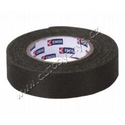 EMOS Izolační páska textilní PET