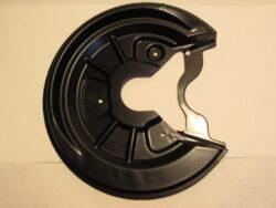 Plech krycí zadní kotoučové brzdy pravý Octavia2/Superb2 CN ; 1K0615612AB