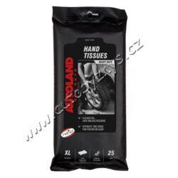 Ubrousky XL na ruce NANO+ 25ks