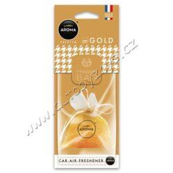 Osvěžovač Aroma PRESTIGE BAG GOLD
