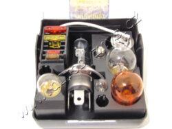 Sada žárovek Octavia s H3 COMPASS 08510