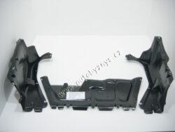 Kryt motoru OCTAVIA benzín kompletní ; 1J0825237R-K-OCT 97-00/01-08 pro motor zážehový