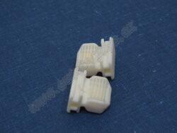 Příchytka FELICIA/OCTAVIA; 6U0867300; 015448378-FEL pro panely sloupků/br pOCT 97-00/01-08/br pro panel stropu COMBI/panely sloupků/zakrytí kufru COMBI-postraně/p