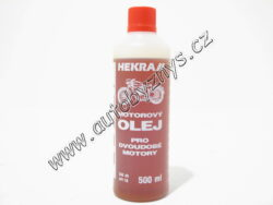 Olej motorový M2T 0,5L CARLINE