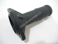 Hrdlo termostatu OCTAVIA 1.9D/TDI  TOPRAN ; 038121121-OCTAVIA 97-00 pro motory 1.9D 50/66/81kw/brOCTAVIA 01-08 pro motory 1.9D 50/66/81kw