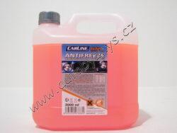 Antifreeze G12+ 3L CARLINE   - chladící kapalina-baleno po 4ks