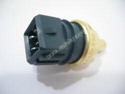 Čidlo teploty OCTAVIA dvojité 4-pólové zelené ORIG 059919501-OCTAVIA 97-00 pro všechny motory do roku výroby vin kód 1U-X-232 429