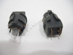 Žárovka 12V 1,2W celosklo s objímkou FAVORIT ; 115939620