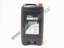 Olej hydraulický LUBLINE HLP46 (HM46) 10L CARLINE