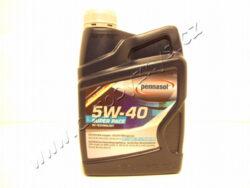 Olej motorový 5W-40 pace GER SAEVW 502.00/505.00 1L AVISTA