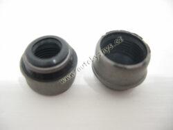 Gufero ventilu FELICIA/FABIA/OCTAVIA 7mm GUMOKOV ; 047109675-FEL pro mot.1.3 8/97-/br pFAB 00-04 pro mot.1.0 37kw/1.4 44/50kw/p OCT 97-00/01-08 pro mot.1.4 44kw AMD