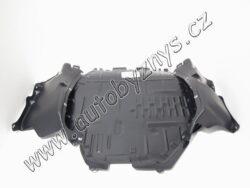 Kryt motoru OCTAVIA diesel kompletní ; 1J0825237M-K-OCT 97-00/01-08 pro motor vznětový-převodovka mechanická